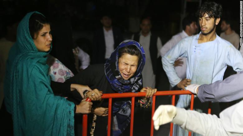 Bom Meledak Saat Resepsi Pernikahan di Kabul, Afghanistan, Al-Azhar Minta Dunia Lawan Teroris