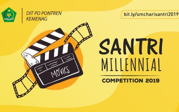 Santri Millenial yang Hobi Bikin Video, Ikut Lomba Ini, Yuk!