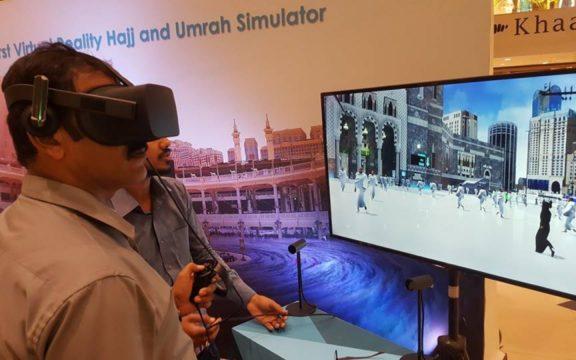 Labbaik VR, Simulator Haji Pertama di Dunia