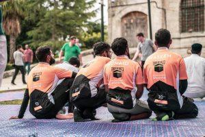 Tour de Hajj : Gowes Warga Inggris dari London Ke Mekkah Sambil Mengumpulkan Dana