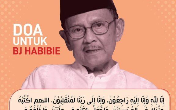 Pak Habibie yang Begitu Islami Itu Terbang Menuju Cahaya Ilahi