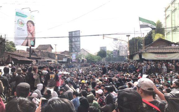 Demonstrasi dalam Islam Tidak Haram dan Boleh Dilakukan
