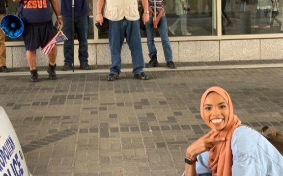 Melawan Narasi Kebencian Ala Shayma Ismaeel
