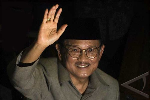 Selamat Jalan, KH B.J Habibie, Ulama yang Teknokrat