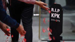 Elegi KPK, Sebuah Memo untuk Jokowi