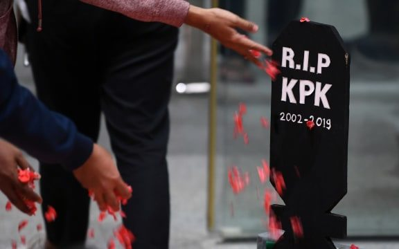 Jalan Terjal Agenda Pemberantasan Korupsi di Masa Jokowi