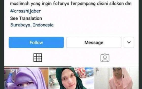 Fenomena Crosshijaber Di Indonesia, Adakah di Sekitarmu?