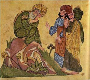 Raja yang Dijadikan Pengemis oleh Abu Nawas