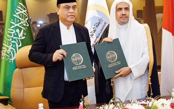 Liga Muslim Dunia (MWL) dan Dewan Masjid Indonesia Bangun Museum Peradaban Islam Terbesar