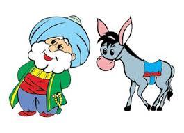 Nasruddin Mengajari Keledai Membaca