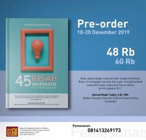Resensi Buku: 45 Kisah Inspiratif dalam Islam