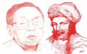 Gus Dur dan Kemiripannya dengan Abu Nawas, Sang Penyair Anggur