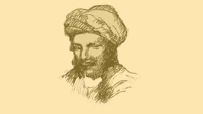 Abu Nawas Pergi ke Bulan lewat Pohon Palem