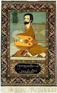 Safiaddin al-Urmawi: Legenda Musik Timur Tengah