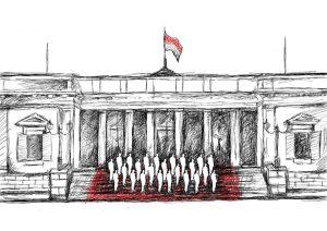 Orang Baik dalam Pusaran Oligarki dan Ramalan yang Akhirnya Tumbang