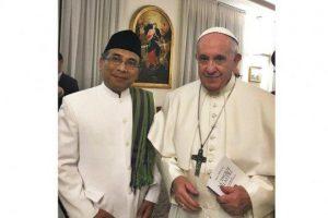Ulama Kok Jadi Pembicara Di Vatikan?