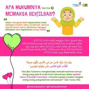 Kasus Jilbabisasi NonMuslim dan Jilbabisasi di Sekolah, Apa Bedanya?
