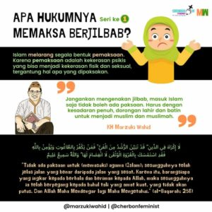 Hukum Memaksa Pakai Jilbab