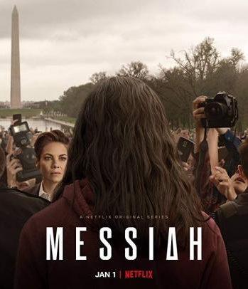 Serial Netflix Messiah & Kasus Konflik Iran Vs Amerika