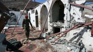 116 Jamaah Masjid Tewas di Yaman