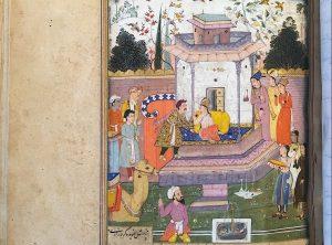 Nizami, Sang Penutur Kisah Cinta Laila dan Majnun