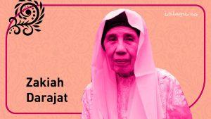 Zakiah Daradjat, Perempuan Pelopor Psikologi Islam dari Indonesia