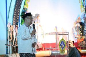 "Peringati Haul Gus Dur, Ketua PBNU KH. Imam Aziz: ""Toleransi itu Aktif, bukan Pasif!"""