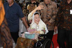 Peringatan Haul Gus Dur di Yogyakarta: Ibu Sinta Nuriyah Ungkap Sosok Gus Dur sebagai Budayawan