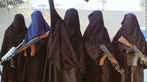 Perempuan Terlibat dalam Aksi Terorisme, Kok Bisa?