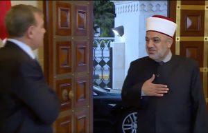 Mufti Yordania: Tips Jabat Tangan Agar Terhindar Corona