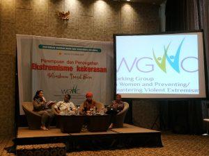 Ketika Para Aktivis Berkumpul dan Membicarakan Tren Baru Ekstremisme Perempuan