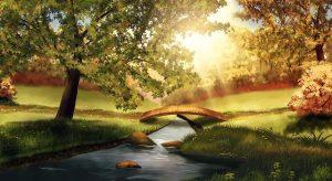 Menjadi Penghuni Surga Jalur Sabar dan Syukur