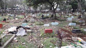 Bolehkah Mengadakan Pesta di Area Pemakaman?
