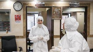 Langkah Iran Sembuhkan Kasus Corona di Tengah Sanksi