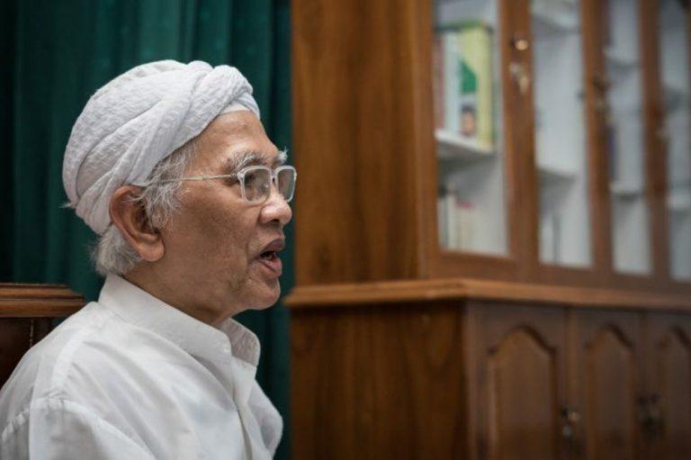 Hikmah Idul Fitri Saat Pandemi Corona Menurut Gus Mus: Sadar Bahwa Kita Sering Melupakan Orang tua