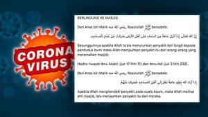 Hadis-hadis Daif dan Palsu Tentang Memakmurkan Masjid Saat Corona