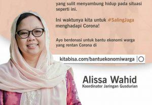 Inisiatif #SalingJaga dan Lockdown Lokal, Modal Sosial Warga Indonesia Melawan Wabah