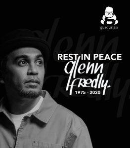 Doa Seorang Muslim untuk Glenn Fredly yang Baru Saja Meninggal