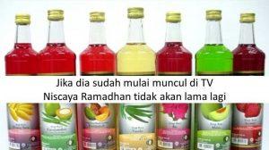 Marhaban Yaa Iklan Sirup Ramadhan!