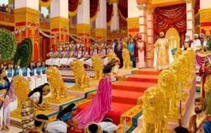 Kisah Nabi Sulaiman Ditegur Malaikat Karena Lupa Mengucapkan Insya Allah