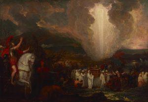 Kisah Matahari Menunda Terbenam Demi Menyelamatkan Nabi Yusya' dari Perang
