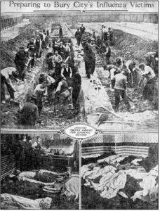 """Flu Spanyol 1918, """"Influenza"""" yang Menelan Korban Ratusan Juta Jiwa"""