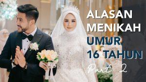 Adhiguna-Sabrina dan Buruknya Glorifikasi Perkawinan Anak