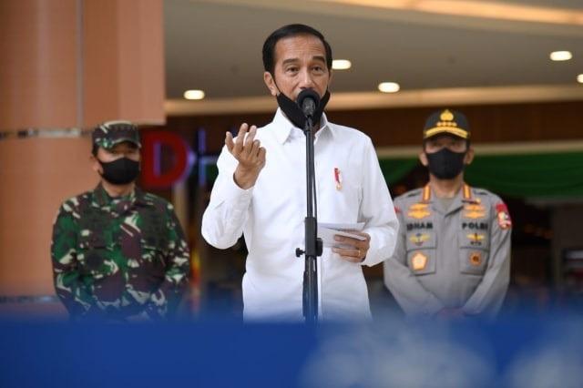 Setahun Jokowi-Ma'ruf: Survei Nyatakan Penegakkan Hukum Masih Rendah