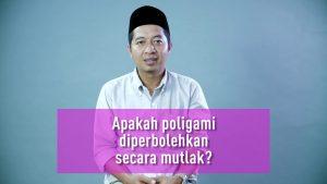 Poligami & Poliandari dalam Islam, Bagaimana sih, Boleh apa Enggak?