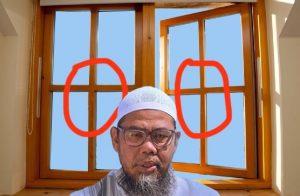 Afwan Ustadz Zainal Abidin, Simbol Kristen Memang Banyak di Sekitar Kita