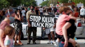 Lawan Rasisme! Kematian George Floyd Adalah Tragedi Kemanusiaan