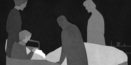 Kisah Seorang Laki-laki Ahli Ibadah Menasihati Keluarganya Sesaat Sebelum Meninggal Dunia