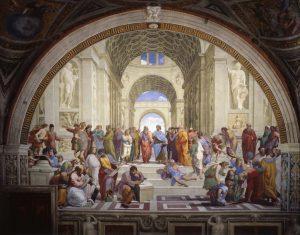 Bagaimana sih, Sejarah Bertemunya Dunia Islam dan Filsafat Yunani?