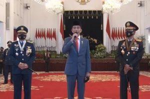 Jokowi Perintahkan Polri Lebih Humanis Saat Menjalankan Tugas